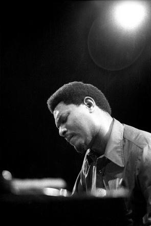 McCoy Tyner at Kongsberg Jazz festival 1973