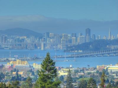 SF From Berkeley